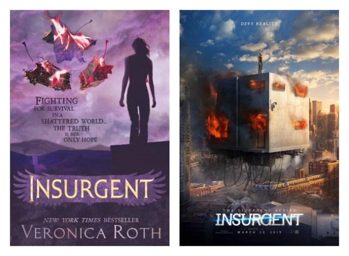 insurgent book film