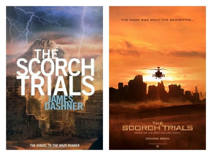scorch trials book film