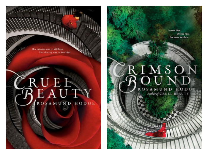 ARC Book Review: Crimson Bound by Rosamund Hodge   Young Adult At ...