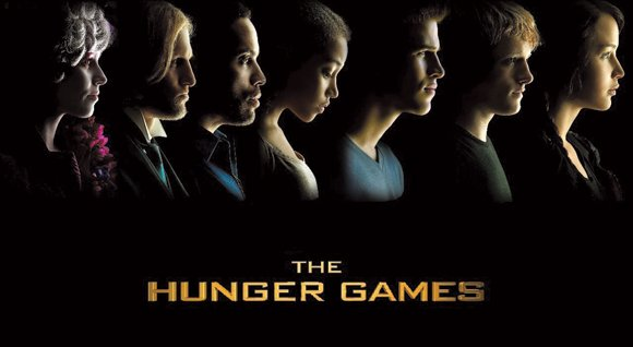 The Hunger Games promo