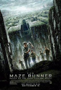 movie poster maze runner