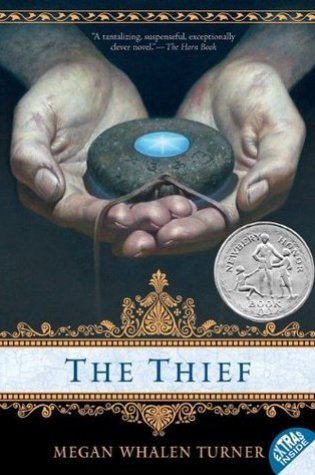 The Thief by Megan Whalen Turner Stole The Story!