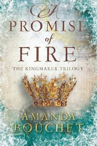 The Heat Is On In 'A Promise Of Fire' by Amanda Bouchet