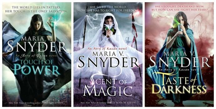 healer trilogy