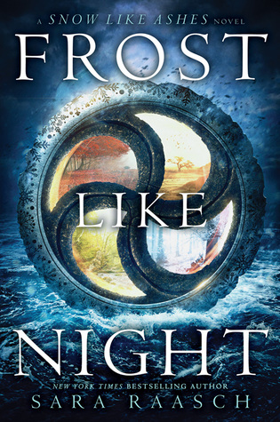 Frost Like Night Blog Tour: An Interview with Sara Raasch