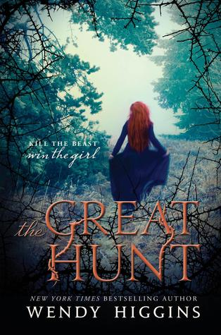 The Great Hunt (Eurona Duology, #1) by Wendy Higgins