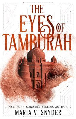 The Eyes of Tamburah by Maria V. Snyder