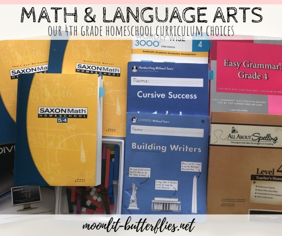 4th Grade Math & Language Arts