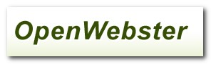 OpenWebster