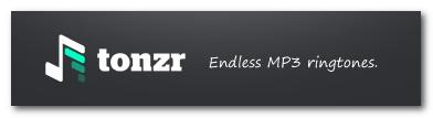 手機鈴聲免費下載 Tonzr
