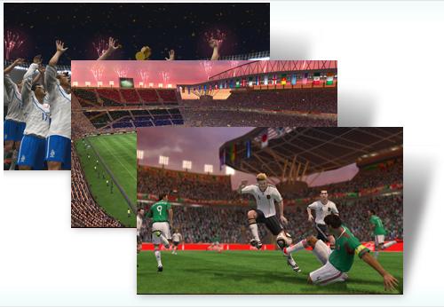 Fifa 2010 Theme