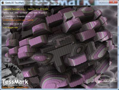 Directx 11 測試軟體 TessMark