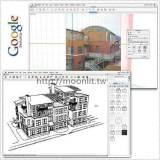 3D繪圖軟體免費 Google SketchUp下載中文版