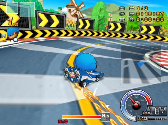 跑跑卡丁車下載主程式