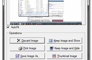 擷圖軟體 免安裝 Screenshot Captor 3.07.01