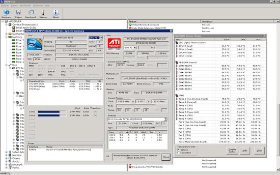 硬體偵測軟體 HWiNFO 免安裝版