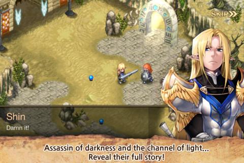 Inotia 4 Assassin of Berkel 超好玩手機RPG遊戲下載