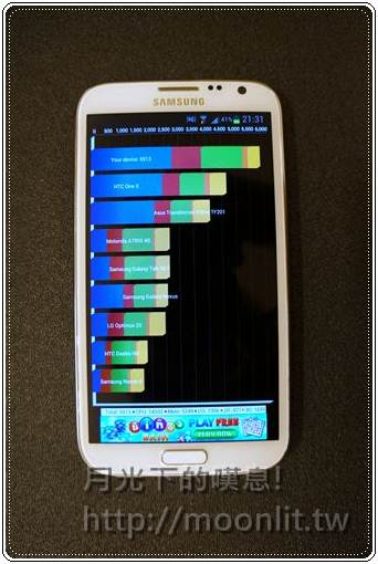 samsung galaxy note 2 開箱