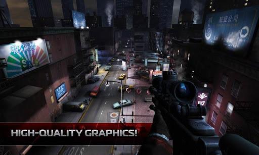 Contract Killer 2 畫面超優的射擊遊戲