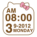 hello kitty時鐘app下載 for Android