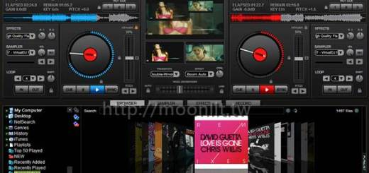 DJ混音軟體下載 VirtualDJ
