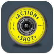 攝影重曝技巧後製APP ActionShot