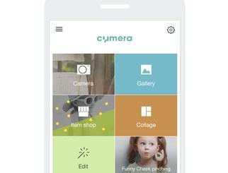 cymera - 美圖美顏相機(camera)下載