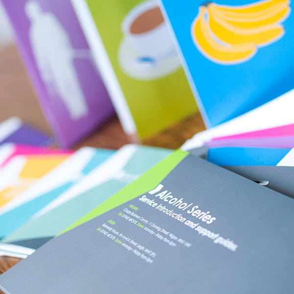 alcholol information booklets