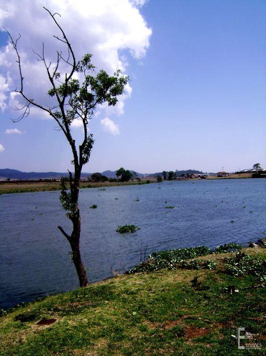 Muestra de Fotografía de MoonMagazine en Facebook. Laguna de Chignahuapan, Puebla. México.  Jebús Espinosa
