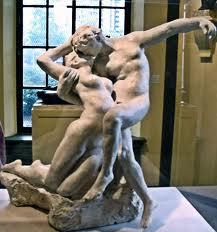 Los Besos de Moon Naciente. El beso de Rodin.