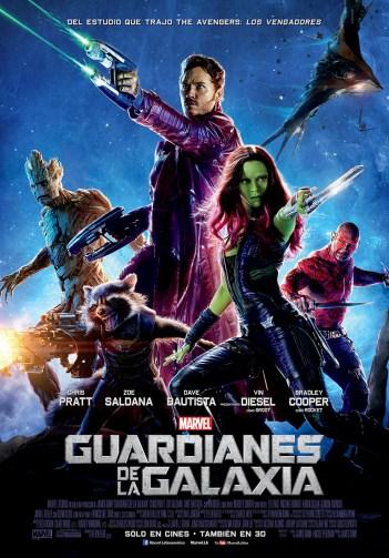 """Los Vengadores. """"Los Guardianes de la Galaxia"""""""