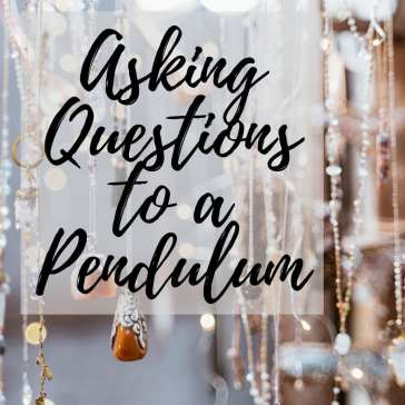how to ask a pendulum questions