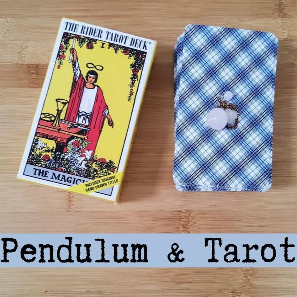 pendulum and tarot