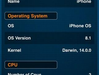 iPhone 6S CPU 查詢測試方式 - 台積電或三星立刻鑑定