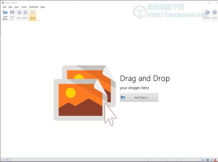 照片素描軟體 Sketch Drawer Pro