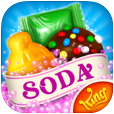 糖果遊戲最新作 - Candy Crush Soda Saga 下載