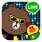 LINE STAGE 節奏擂台 - LINE第一款跨足音樂遊戲大作