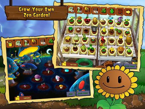 plants vs zombies完整版下載 for iOS
