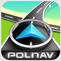 手機免費導航軟體下載 android 導航Polnav EasyDriving