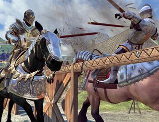 Rival Knights 決鬥騎士 - 化身中古世紀的騎士用長矛一決高下
