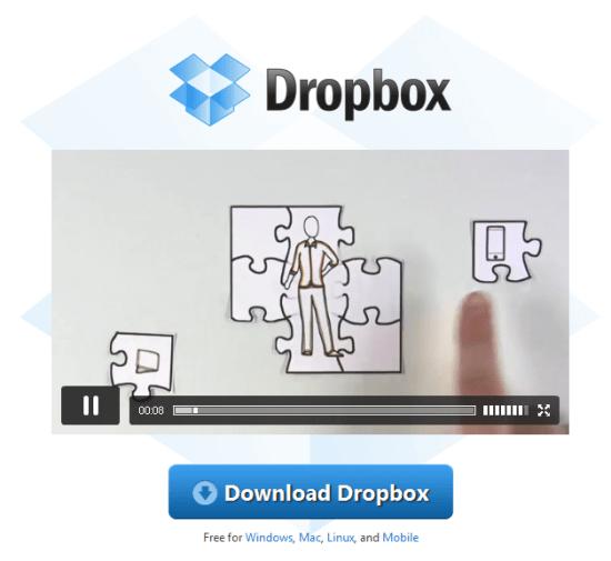 Dropbox中文下載 PC版專用軟體