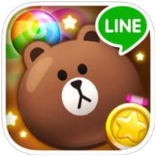 LINE POP2 - 超可愛人氣消除遊戲第二代