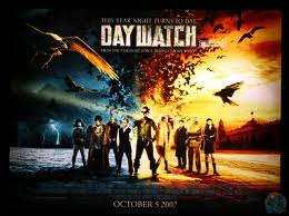 Watching 'Night Watch' & 'Day Watch'