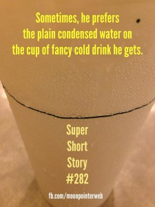 Water: Super Short Story #282