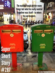 Mail: Super Short Story #287