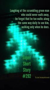 Green Man: Super Short Story #292