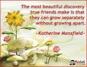 Friendship: Wandering Thought #99