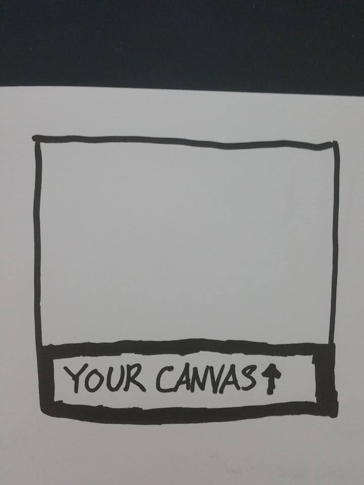 Canvas: PictureQuote #19