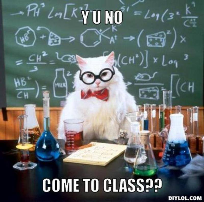Come To Class!