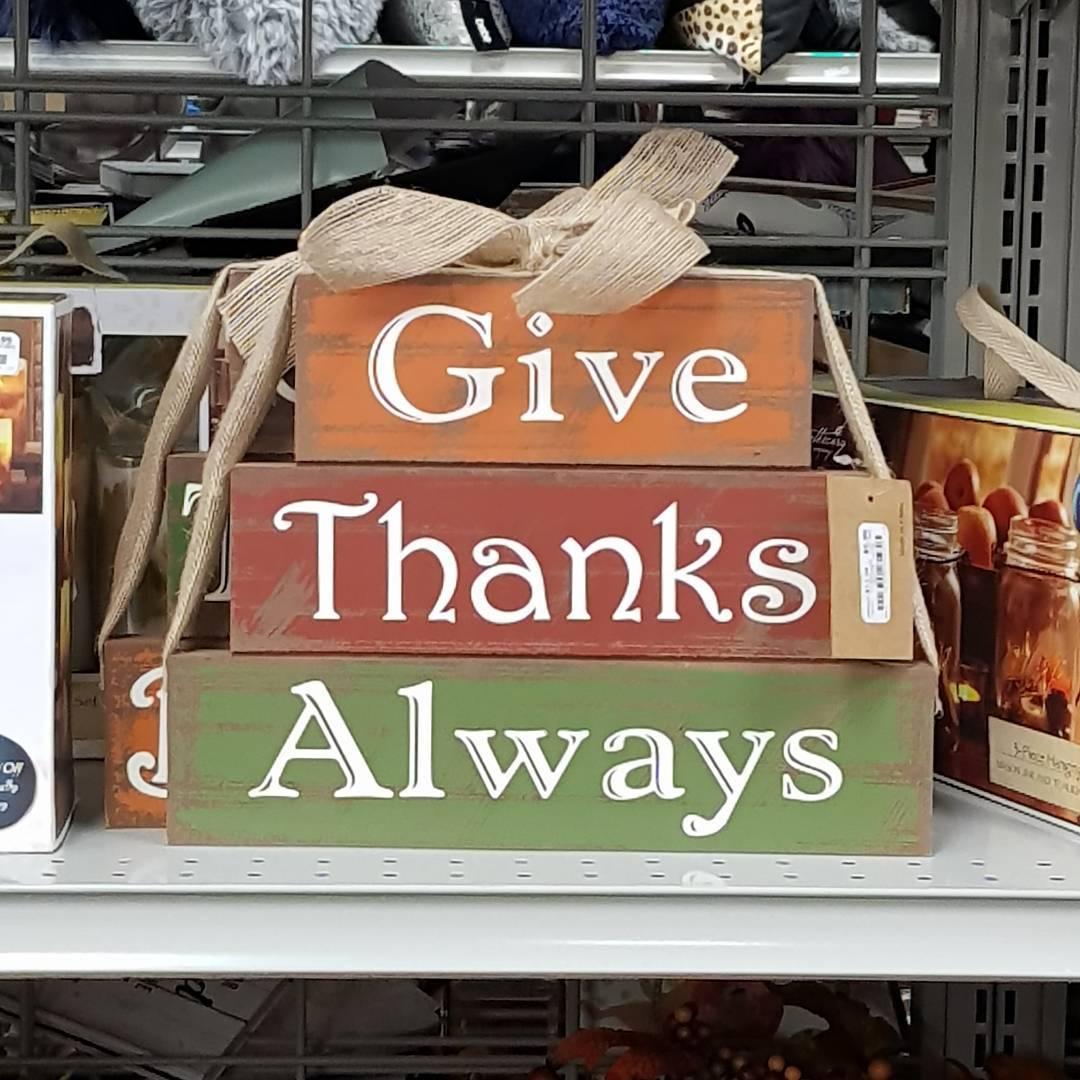 Gratitude: Dharmagram #18